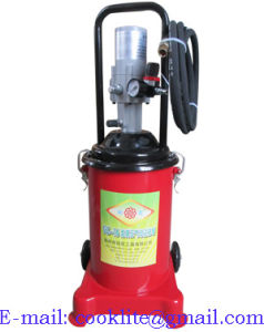 Gz-16 Type Air Operated High Pressure Grease Pump Lubricator - 12L pictures & photos