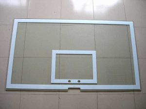 Hot Sale Basketball Backboard Tempered Glass pictures & photos