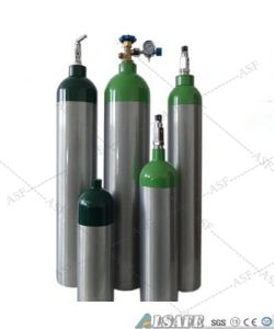 Wholesale Aluminum Medical Oxygen Tanks Empty pictures & photos