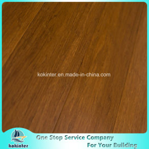 Promotional Carbonized Strand Woven Bamboo Flooring with Super Quality and Cheap Price pictures & photos