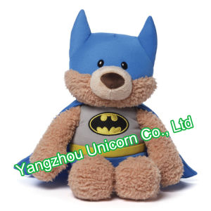 CE Soft Stuffed Animal with Tie Plush Toy Teddy Bear pictures & photos