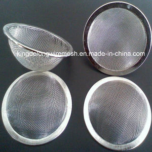 Stainless Steel Sintered Wire Mesh Disc Filter pictures & photos