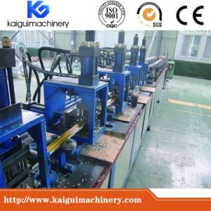 Fully Automatic Roll Forming Machine for Ceiling T Bar Fut pictures & photos