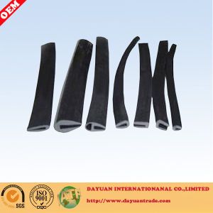 U Type Rubber Sealing Strip Rubber Cord Rubber Profile pictures & photos