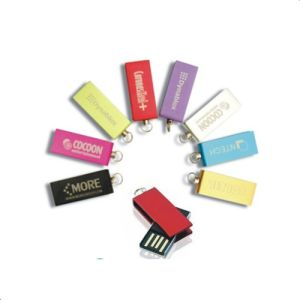 Colourful Mini USB Flash Drive for Promotional Gift pictures & photos