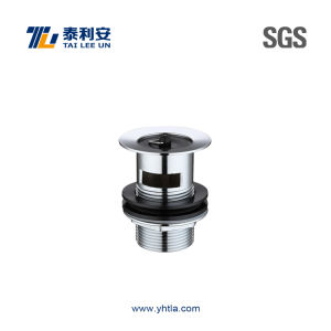 Durable Basin Waste with Rubber Plug (T1038)