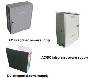 Integrated Power Supply Li-ion