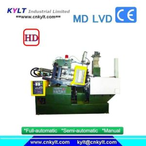 Full-Auto Fast Hot Chamber Zinc Injection Molding Machine with PLC