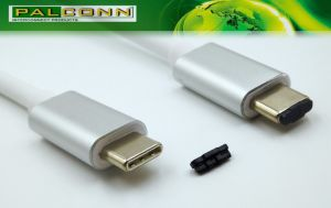 Aluminum Alloy Shell Type C Cable pictures & photos