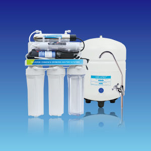 6-Stage RO Water Purifier System Combined with Stainless Steel UV Sterilizer pictures & photos