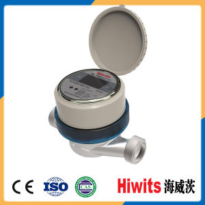 Hamic Single Jet Modbus Remote Control Water Flow Meter 1/2-3/4 Inch From China pictures & photos