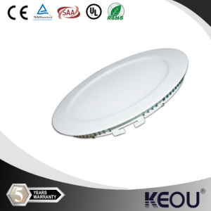 Classic Design 4 Inch Round Dimmable LED 6W Panel Light pictures & photos