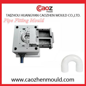 Plastic Injection /Pipe Fitting Molding with U Bend pictures & photos