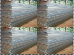 High Quality Low Alloy Steel Plate (Q345A/B/C/D) pictures & photos