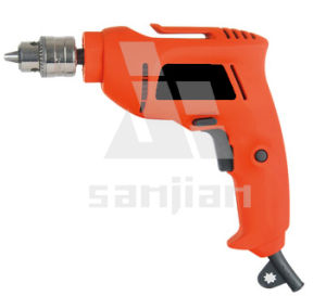 520W 10mm Mini Portable Electric Hand Drill Power Tool pictures & photos