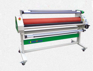 "1520mm Heat-Assist Hot Cold Laminator Warm Laminating Machine 60"" pictures & photos"