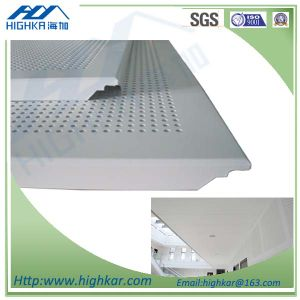 Acoustic Building Material Fibre Board pictures & photos