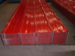Ral Code Prepainted Roofing Sheet pictures & photos