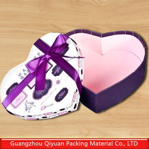 Heart Love Gift Packaging Box (QY-1006)
