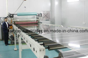 PS GPPS Light Diffuser Plate Extrusion Line GPPS Prism Sheet Making Machine for LED Tvs Panel pictures & photos