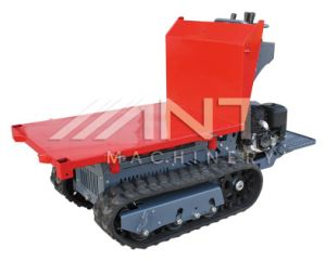 By1000 Hot Sales Crawler Barrow with CE, Hydraulic Pumps, Three Sides Unload pictures & photos