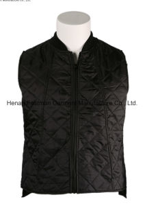 100% Polyester Taffeta Thermal Vest pictures & photos