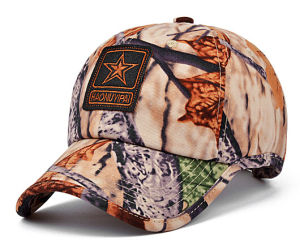 Camouflage Hunting Baseball Track Sport Cap pictures & photos
