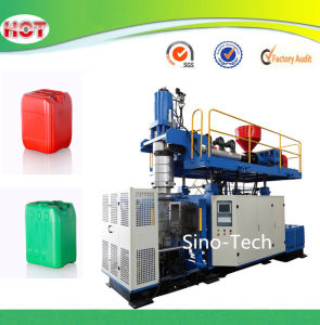 Automatic HDPE Accumulator Extrusion Blow Molding Machine pictures & photos