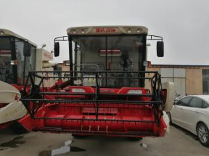 Hot Sale Double Thresher Foton Rice Combine Harvester pictures & photos