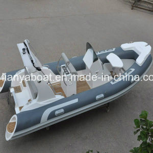 Liya Speed Patrol Boat with Motor Rib Boat Sale pictures & photos