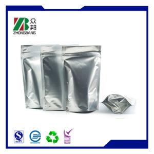 Silver Aluminum Foil Heat Resistant Plastic Bag pictures & photos