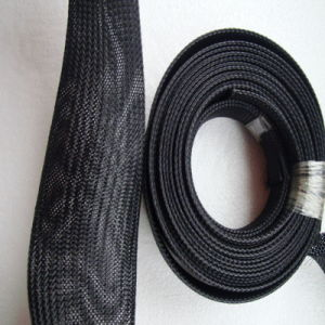 Braided Polyester Expandable Sleeving (BYW-8013) pictures & photos