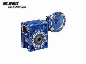 Double Nmrv Worm Reducer& Gearbox pictures & photos