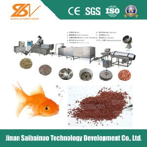 Floating Fish Feed Making Machine pictures & photos