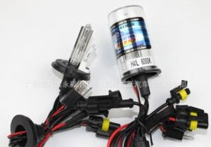 12V/24V 35W/50W H4-2 HID Xenon Bulb with Halogen Bulb pictures & photos