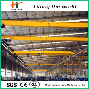 China Single Girder Overhead Crane for Construction pictures & photos