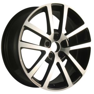 18inch Alloy Wheel-Replica Wheel for Vw′s 2012-Golf 6 Cabriolet pictures & photos