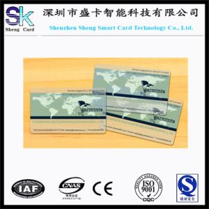 Transparent Business PVC Plastic Card