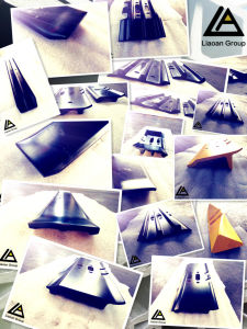 Excavator Track Shoe Manufactured by Liaoning Liaoan Machinery Manufacturing Co., Ltd pictures & photos