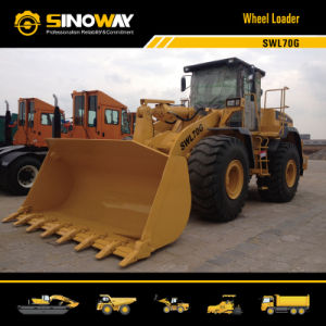 7 Ton Front End Loader (SWL70G) pictures & photos