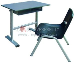 Middle School Furniture Student Sigle Desk & Chair pictures & photos