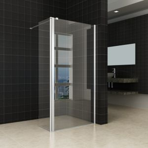 Easy Clean Walk in Frame Tempered Glass Shower Enclosure Screen pictures & photos