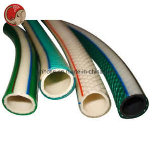Plastic Water Hose for Car Washing (WP: 200PSL; BP: 800PSL)