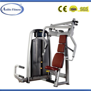 Chest Press Machine for Hotel Gym (ALT-9018) pictures & photos