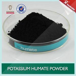 Shinny Crystal Powder Potassium Humate Manufacture Supply Best Potassium Humate Price, Buy Potassium Humate! pictures & photos