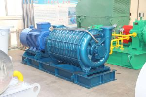 Sewage Water Treatment Multistage Centrifugal Blower pictures & photos