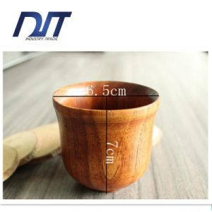 Healthy Care Eco Friendly Fancy Design Wood Tea Cup pictures & photos