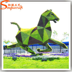 China Manufacturer Garden Decoration Artificial Topiary Plants pictures & photos