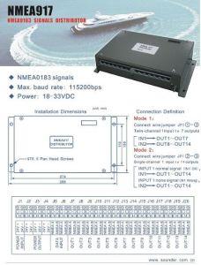 Nmea0183 / Multiplier / Buffer / Distributor for Ocean-Going Vessels