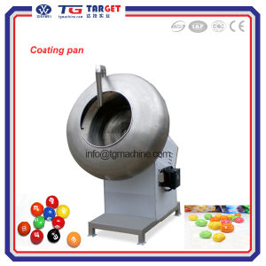 High Quality Sugar Candy Chocolate Coating Machine pictures & photos